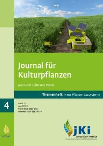 Ansehen Bd. 71 Nr. 4 (2019): Themenheft Neue Pflanzenbausysteme