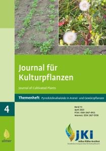 Ansehen Bd. 72 Nr. 4 (2020): Themenheft Pyrrolizidinalkaloide in Arznei- und Gewürzpflanzen