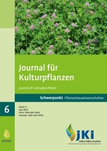 Ansehen Bd. 71 Nr. 6 (2019): Schwerpunkt Pflanzenbauwissenschaften