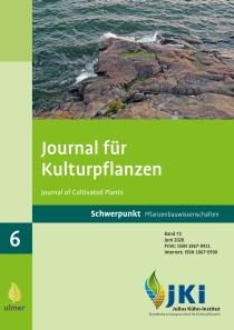 Ansehen Bd. 72 Nr. 6 (2020): Schwerpunkt Pflanzenbauwissenschaften