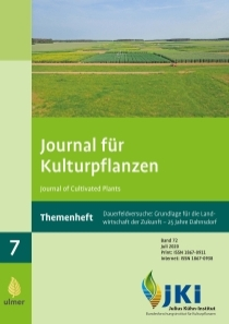 Ansehen Bd. 72 Nr. 7 (2020): Themenheft Dauerfeldversuche: Grundlage für die Landwirtschaft der Zukunft – 25 Jahre Dahnsdorf