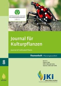 Ansehen Bd. 72 Nr. 8 (2020): Themenheft Pflanzengesundheit