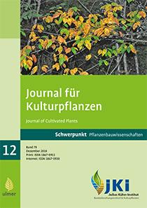 Ansehen Bd. 70 Nr. 12 (2018): Schwerpunkt Pflanzenbauwissenschaften