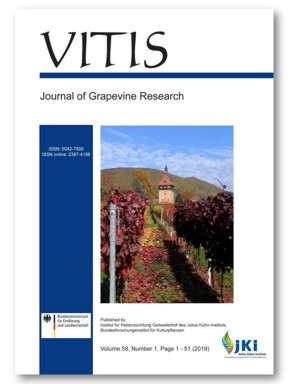 View Vol. 58 No. 1 (2019): Vitis
