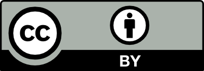 Creative commons attributed logo